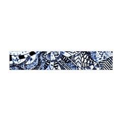 Zentangle Mix 1216b Flano Scarf (Mini)