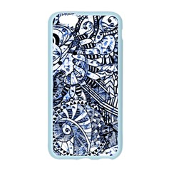 Zentangle Mix 1216b Apple Seamless iPhone 6/6S Case (Color)