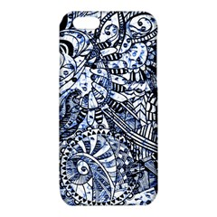 Zentangle Mix 1216b iPhone 6/6S TPU Case