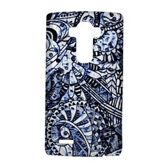 Zentangle Mix 1216b LG G4 Hardshell Case