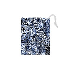 Zentangle Mix 1216b Drawstring Pouches (XS)