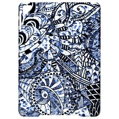 Zentangle Mix 1216b Apple Ipad Pro 9 7   Hardshell Case