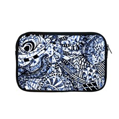 Zentangle Mix 1216b Apple MacBook Pro 13  Zipper Case