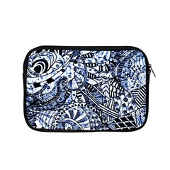 Zentangle Mix 1216b Apple MacBook Pro 15  Zipper Case