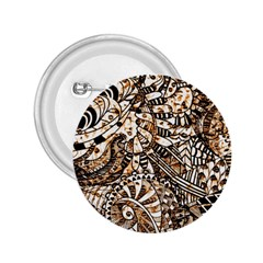 Zentangle Mix 1216c 2.25  Buttons