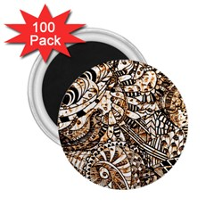 Zentangle Mix 1216c 2.25  Magnets (100 pack)