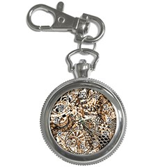 Zentangle Mix 1216c Key Chain Watches
