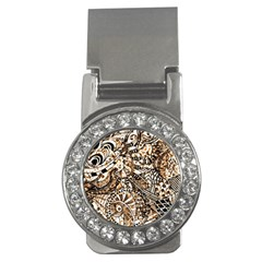 Zentangle Mix 1216c Money Clips (CZ)