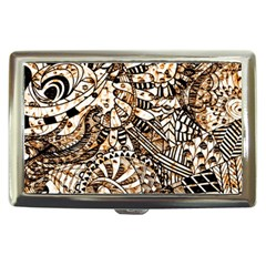 Zentangle Mix 1216c Cigarette Money Cases
