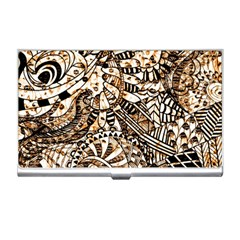 Zentangle Mix 1216c Business Card Holders