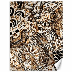 Zentangle Mix 1216c Canvas 36  x 48