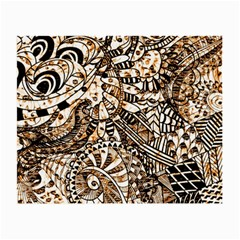 Zentangle Mix 1216c Small Glasses Cloth (2-Side)