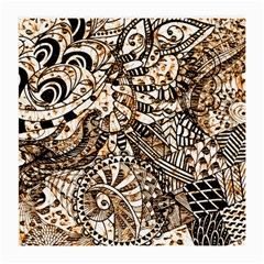 Zentangle Mix 1216c Medium Glasses Cloth (2-Side)
