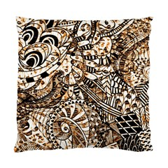 Zentangle Mix 1216c Standard Cushion Case (One Side)