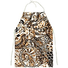 Zentangle Mix 1216c Full Print Aprons
