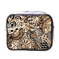 Zentangle Mix 1216c Mini Toiletries Bags
