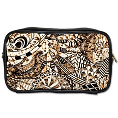 Zentangle Mix 1216c Toiletries Bags 2-Side
