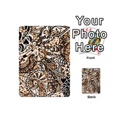 Zentangle Mix 1216c Playing Cards 54 (Mini)