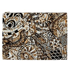 Zentangle Mix 1216c Cosmetic Bag (XXL)