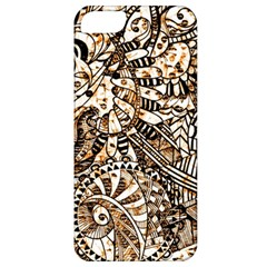 Zentangle Mix 1216c Apple iPhone 5 Classic Hardshell Case