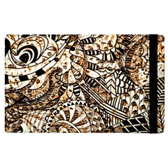 Zentangle Mix 1216c Apple iPad 2 Flip Case