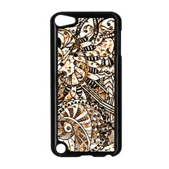 Zentangle Mix 1216c Apple iPod Touch 5 Case (Black)