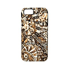 Zentangle Mix 1216c Apple iPhone 5 Classic Hardshell Case (PC+Silicone)