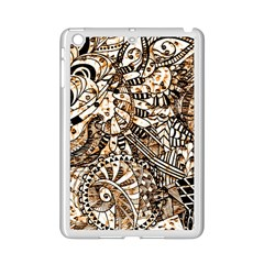 Zentangle Mix 1216c iPad Mini 2 Enamel Coated Cases