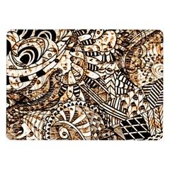 Zentangle Mix 1216c Samsung Galaxy Tab 10.1  P7500 Flip Case
