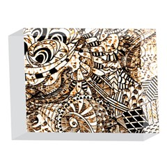 Zentangle Mix 1216c 5 x 7  Acrylic Photo Blocks