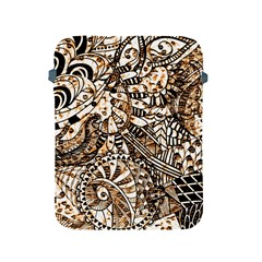 Zentangle Mix 1216c Apple iPad 2/3/4 Protective Soft Cases