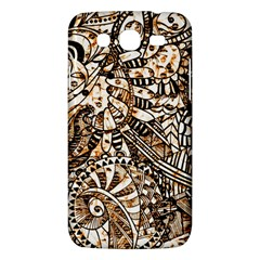 Zentangle Mix 1216c Samsung Galaxy Mega 5.8 I9152 Hardshell Case