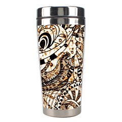 Zentangle Mix 1216c Stainless Steel Travel Tumblers