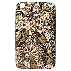 Zentangle Mix 1216c Samsung Galaxy Tab 3 (8 ) T3100 Hardshell Case