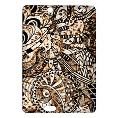 Zentangle Mix 1216c Amazon Kindle Fire HD (2013) Hardshell Case