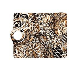 Zentangle Mix 1216c Kindle Fire HDX 8.9  Flip 360 Case