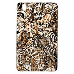 Zentangle Mix 1216c Samsung Galaxy Tab Pro 8.4 Hardshell Case