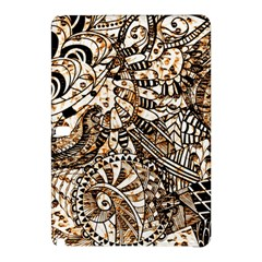 Zentangle Mix 1216c Samsung Galaxy Tab Pro 12.2 Hardshell Case