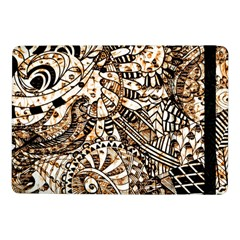 Zentangle Mix 1216c Samsung Galaxy Tab Pro 10.1  Flip Case