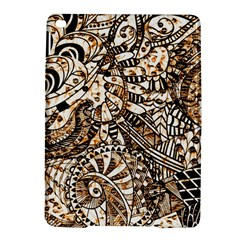Zentangle Mix 1216c iPad Air 2 Hardshell Cases