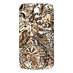 Zentangle Mix 1216c Samsung Galaxy Mega I9200 Hardshell Back Case