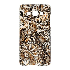 Zentangle Mix 1216c Samsung Galaxy A5 Hardshell Case
