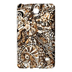 Zentangle Mix 1216c Samsung Galaxy Tab 4 (7 ) Hardshell Case