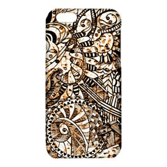 Zentangle Mix 1216c iPhone 6/6S TPU Case