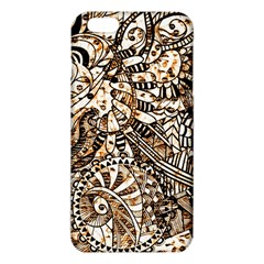 Zentangle Mix 1216c iPhone 6 Plus/6S Plus TPU Case