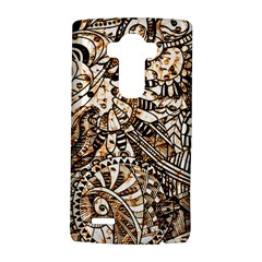 Zentangle Mix 1216c LG G4 Hardshell Case