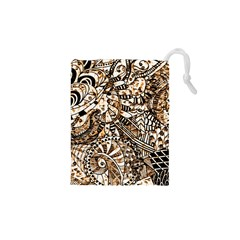 Zentangle Mix 1216c Drawstring Pouches (XS)