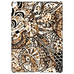 Zentangle Mix 1216c Apple iPad Pro 12.9   Hardshell Case