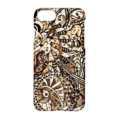 Zentangle Mix 1216c Apple iPhone 7 Hardshell Case