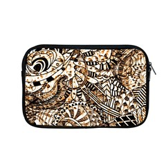 Zentangle Mix 1216c Apple Macbook Pro 13  Zipper Case